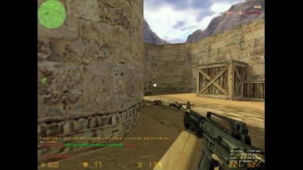 Counter-strike 1.6 Steam Gameplay