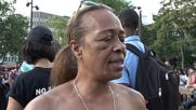UK: Black Lives Matter protesters block streets of E. London