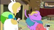 Време за приключения с Фиона и Кейк (adventure time) - The Prince Who Wanted Everything (с6е9, 2014)