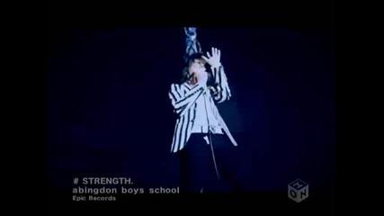 Abingdon Boys School - Strength!
