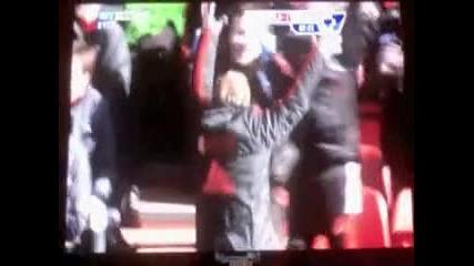 Просто Велик мач за Луис Суарез и Дирк Каут Срещу Ман. Юнайтед..