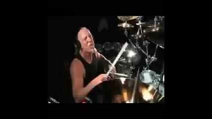 Зверско изпълнение на Mike Terrana - Drum solо Hq