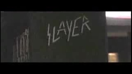 Slayer - New Song Psychopathy Red