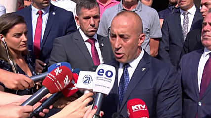 Serbia: Kosovo PM Haradinaj resigns after summons from Hague human rights prosecutors