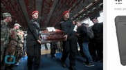 Kosovars Mourn Albanian Militants Killed in Macedonia