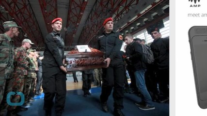 Kosovars Mourn Albanian Militants Killed in Macedonia