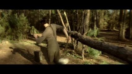 Abraham Lincoln Vampire Hunter -трейлър с песента на Линкин Парк - Powerless