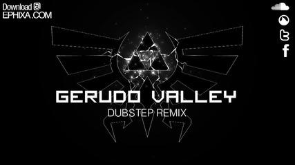 1080p * Gerudo Valley Dubstep Remix - Ephixa