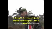 French Foreign Legion Fight Footage In Ivory Coast