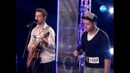 Тези момчета са страхотни ! X Factor 14.09.2011