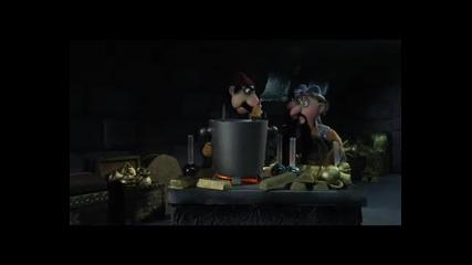 Гора Самоцветов - Царь и Ткач (армянская сказка) - Youtube