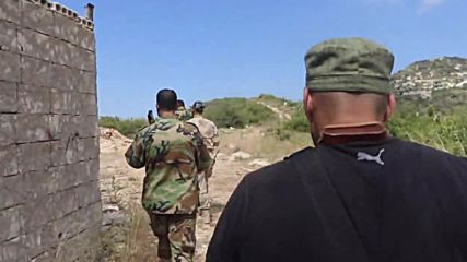Syria: SAA launch large-scale offensive to recapture Kinsabba