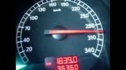 Lamborghini Gallardo вдига 340км/ч