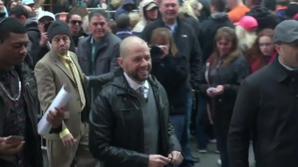 Personal Celeb Stories With 'Adult Beginners' And Jon Cryer on GMA