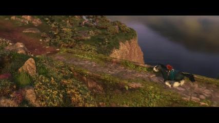 Храбро сърце / Brave / Trailer 1