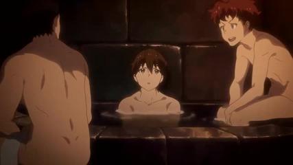 Hai to Gensou no Grimgar Епизод 7 Eng Sub