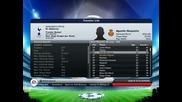 Fifa 13 Maneger /tottenham spurs #1
