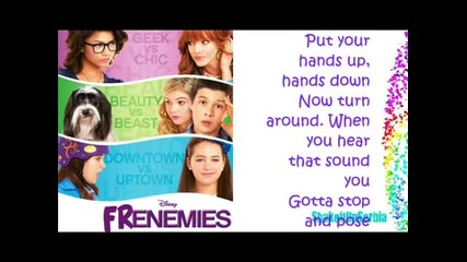 Frenemies-stop and Pose