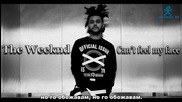 The Weeknd - Can't feel my face + Превод