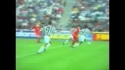 Cska - Juventus 1994 Mihtarski 1st goal