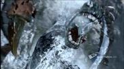 Бог на Bойната 3 ще настъпи хаос Rise / God of War 3 Exclusive Chaos Will Rise Trailer