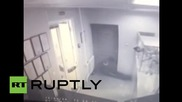 Russia: Police release CCTV footage of foiled pawn shop robbery