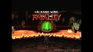 Liu Kangs Fatality 2