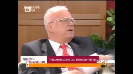 смях! Юлиан Вучков говори за Румяна Желева. | Господари на ефира 18/1/10 |