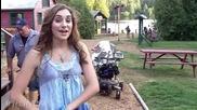 Алисън Стоунер - Зад кулисите на Camp Rock 2: The Final Jam