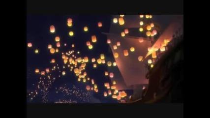 Прекрасна песен! Cory Sipper - Hey Sunshine (tangled video)