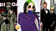 След body shaming-а: Били Айлиш коментира папарашките снимки и издаде една новина