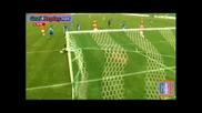 Litex Lovech - Montana 2 - 0 goal na H.yanev