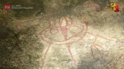 Извънземни от древността- Забранените пещери