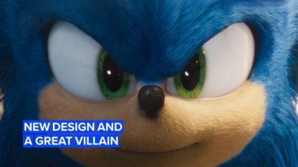 3 неща, които да очакваме от новия филм за Sonic