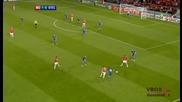 2.11.11 Манчестър Юнайтед 2 - 0 Оцелул Галац - Най - доброто от мача