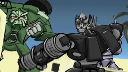 Transformers Revenge of the Fallen (трансформърс:отмъщението на Падналия) - Как трябва да свърши