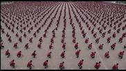 36,000 Шаолински деца правят страхотно шоу!