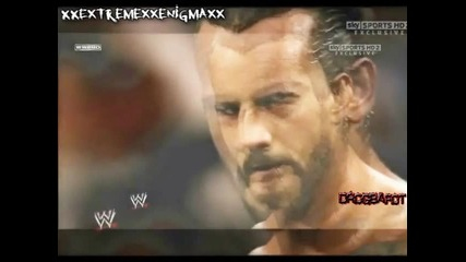Cm Punk - Voice Of The Voiceless