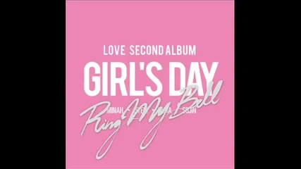 Girl's Day – Look At Me [love Second Full Album]