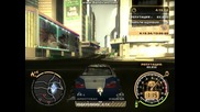 Need For Speed Most Wanted esckape 5x