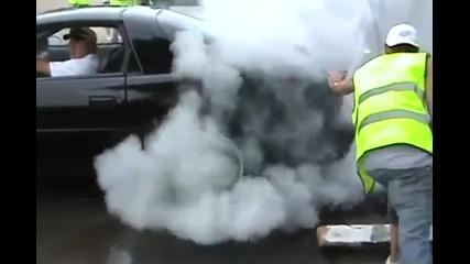 Ls1 Camaro Burnout