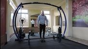 Упражнения за средно и задно рамо