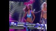 Alicia & Michelle - One More Fight [tup0o *]