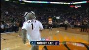 Шоу на талисмани в НБА