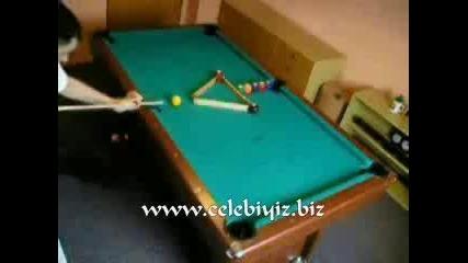 pool trick