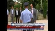 Македонският премиер Никола Груевски освободи вътрешния министър и директора на спецслужбите