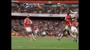 05.04 Арсенал - Ливърпул 1:1 Питър Крауч Гол