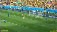 14.06.2014 Колумбия - Гърция 3:0 (световно първенство)