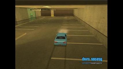 My second drift