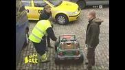 Echt Fett - Повреден Автомобил (скрита Камера)